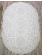 36282D OVAL WHITE / WH
